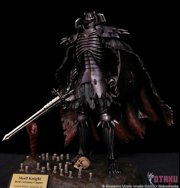 skull knight berserk art of war