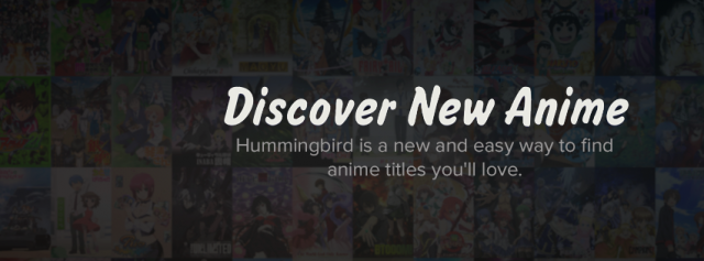 hummingbird anime